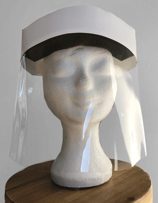 masker-gelaatsscherm